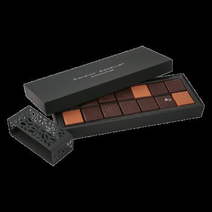 Patrick Agnellet : Chocolatier à Annecy : Boite de 28 chocolats