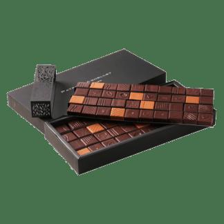 Patrick Agnellet : Chocolatier à Annecy : Boite de 80 chocolats