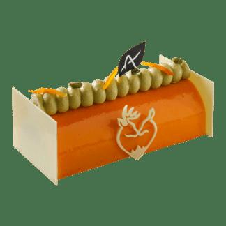 Patrick Agnellet : Chocolatier-Pâtissier Annecy : bûche glacée Ballade