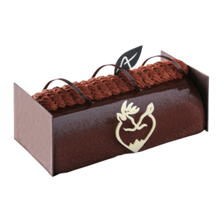 Patrick Agnellet : Chocolatier-Pâtissier Annecy : bûche pâtissière randonnée
