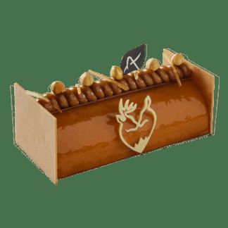 Patrick Agnellet : Chocolatier-Pâtissier Annecy : bûche pâtissière petit chemin