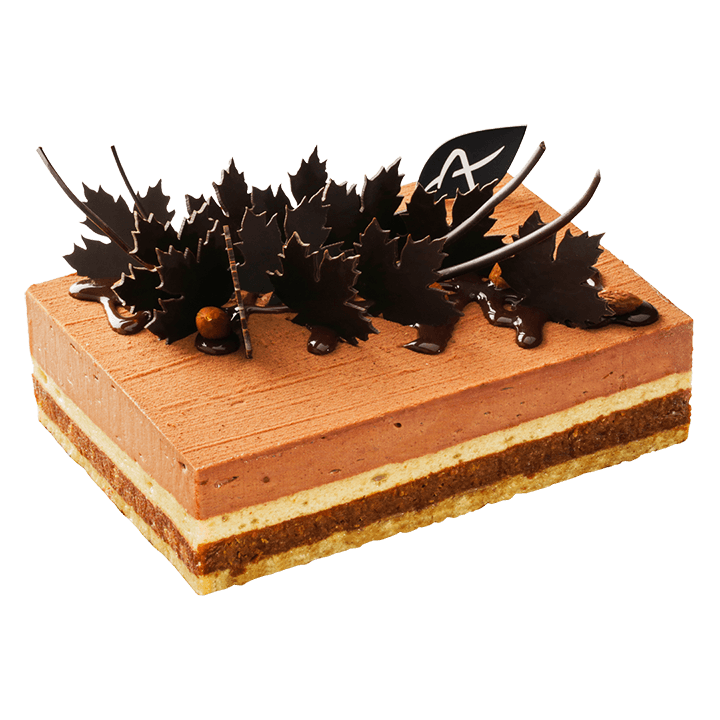 ENTREMETS FEUILLETY