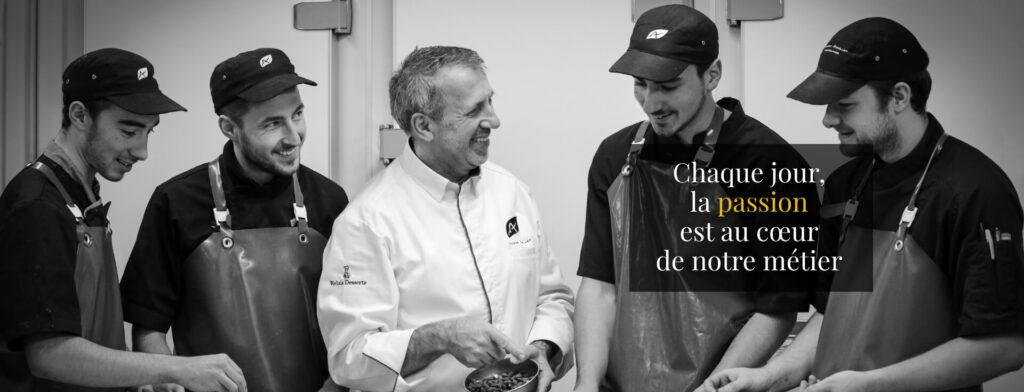 Patrick Agnellet : Pâtissier-Chocolatier à Annecy